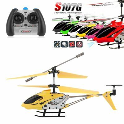 3.5Channel Syma S107G Indoor Helicopter Infrared Remote Control Motion Sensor