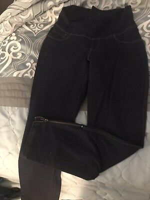 maternity Jean  leggings medium