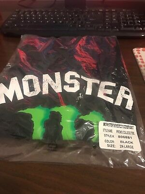 Monster Energy T-Shirts