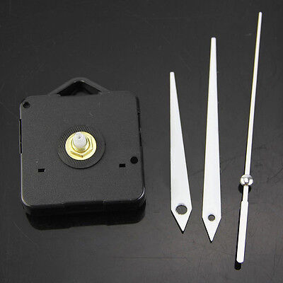 Quartz Battery Wall Clock Movement Mechanism DIY Repair Replace Parts Wall