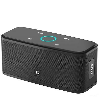 DOSS Touch Wireless Bluetooth V4.0 Portable Speaker with HD Sound and Bass