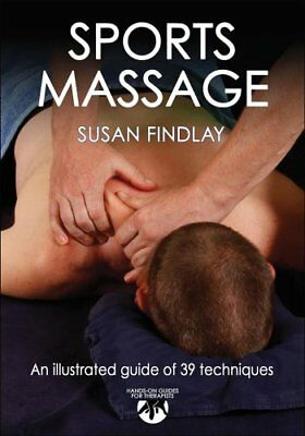 Sports Massage by Susan Findlay 9780736082600 (Paperback, 2010)