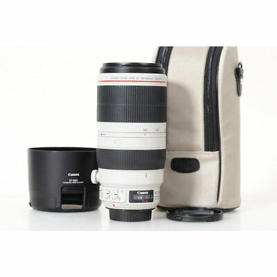 Canon Ef 4,5 -5 , 6/100-400 L Is USM II - 100-400mm 1:4.5-5.6l USM Es Zoom