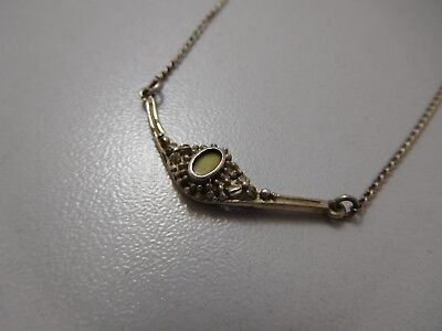 4846 || Fabelhaftes Vintage Designer Collier Necklace 925 Silber Super Optik !