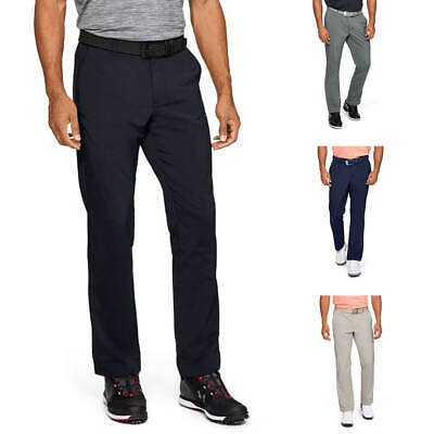 Under Armour Mens 2019 EU Tech Stretch Straight Golf Trousers 30% OFF RRP