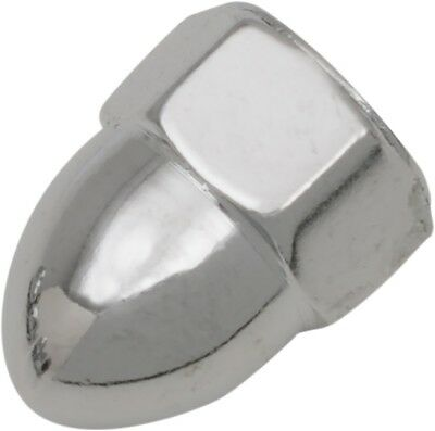 "Drag Specialties Acorn Nut 3/8""-16 Chrome 10-Pack"