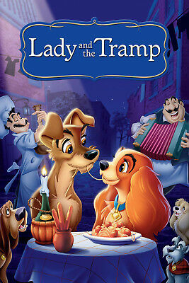 Lady And The Tramp-Disney Classic -Scope -Eng 16Mm Print