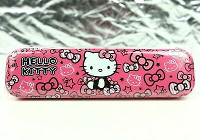 *NEW* Sanrio Hello Kitty Pink Bows Pencil Case - 2014 Release