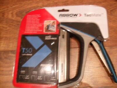 arrow tacmate staple gun never been opened with 1875 staples