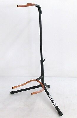 Ultra Adjustable Stand Black for Electric, Acoustic, or Bass Guitar