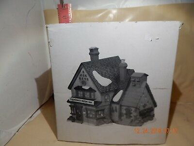 Department 56 Dickens' Village Series , Giggelswick Mutton  Lighted House - Nib
