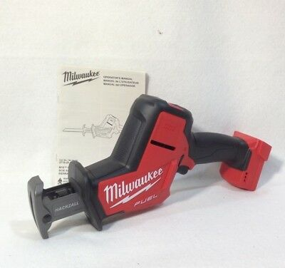 Milwaukee 2719-20 M18 18V FUEL Cordless HACKZALL Reciprocating Saw - Tool-Only