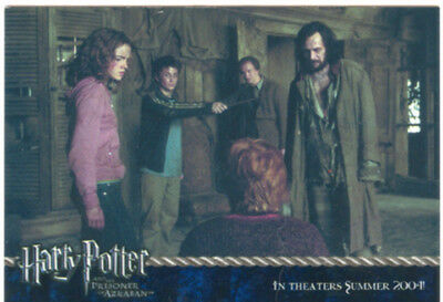 Harry Potter Prisoner Of Azkaban UK Exclusive Non Foil Promo Card #02