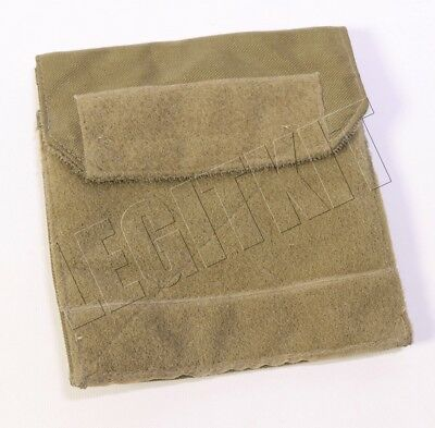 Eagle Industries FSBE Envelope Admin Pouch Coyote Brown MOLLE USMC Issued