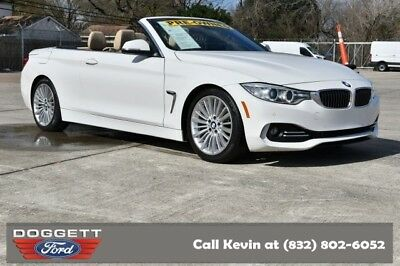 2014 4-Series 428i 2014 BMW 4 Series, Alpine White with 50,000 Miles available now!