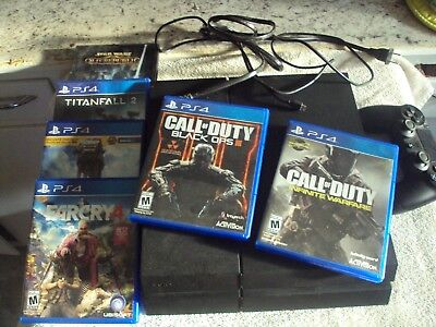 ps4 Call of Duty Infinite Warfare game only