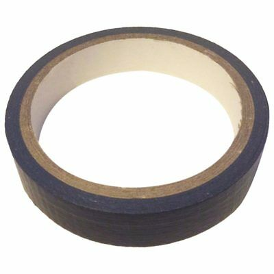 19mm*10m Duck Duct Waterproof Tape, Black U6X4 VQ