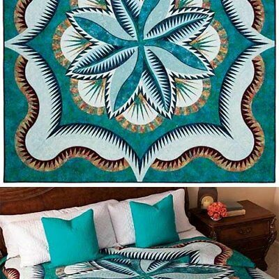 Quilt Pattern Home Decoration Art