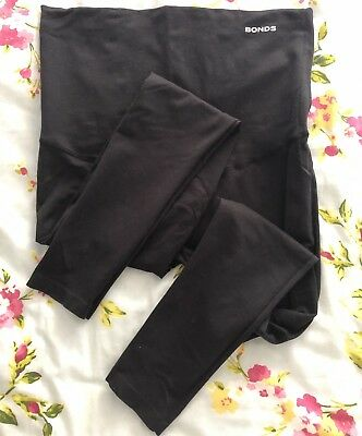 Preloved Maternity Basics Pants/singlets/leggings Excellent Condition Size 14-18