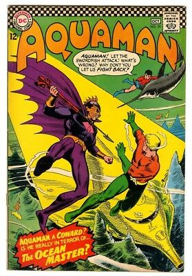 Aquaman #29 (1966) VG- New DC Silver Age Collection