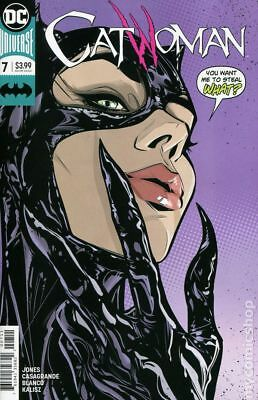 Catwoman (DC) #7A NM Stock Image