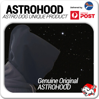 """Genuine Astro Dog """"AstroHood"""" - Hood to block light for Astronomers and Preserve"""