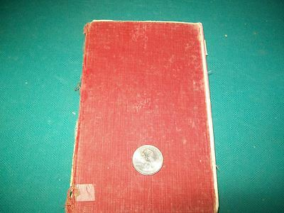 Old Antique Book 1919 Everyman's Library Rhys Fiction David Copperfield New York
