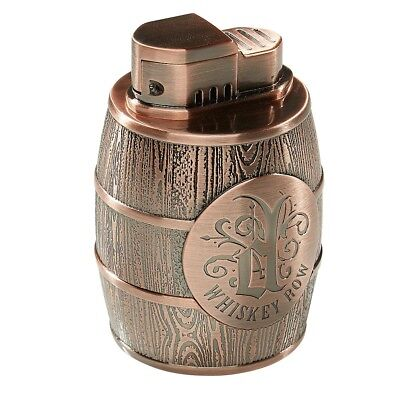 Diesel Whiskey Row Table-Top Cigar Lighter - Triple Jet Flame - New