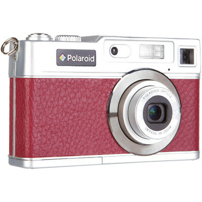 [Retro] Polaroid iE 827 18MP Digital Camera Optical 8X Zoom - Red LOW PRICE