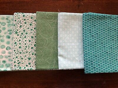 3 pack of Beeswax Wraps 🐝 Eco Friendly -greens/ Blues - Reusable Food Wraps-