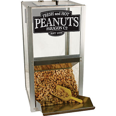 Cabinet-Style Snack Warmer Popcorn Stainless Steel Display Cabinet Warmer Case