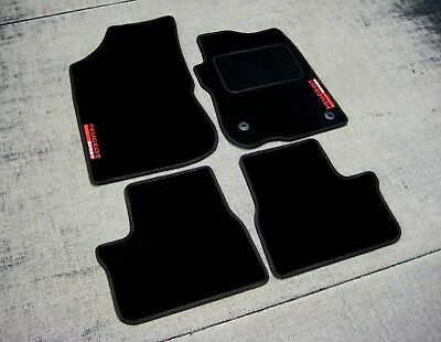 Peugeot 308 GTI Car Mats (2015 on) + Peugeot Sport Logos (x2) - Colour Choice!