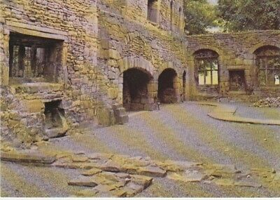 UK - Whalley Abbey, Lancashire (Post Card) 1960's