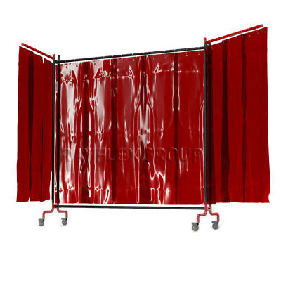 Welding Screens with Frames