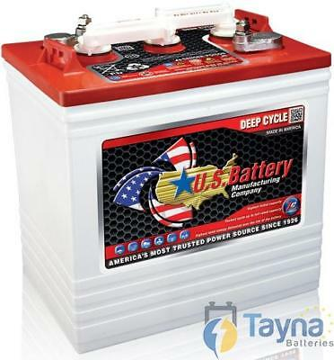 US2200 Deep Cycle Monobloc Battery 6V 232Ah  Also Known As: PB6220, AS DT, T-105