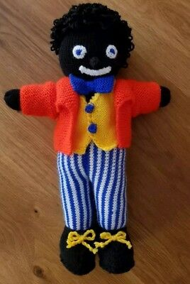 Latge Gollywog  Collectable Toy Unused