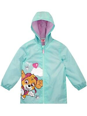 Girls Paw Patrol Mac | Paw Patrol Skye Raincoat | Paw Patrol Girls Jacket