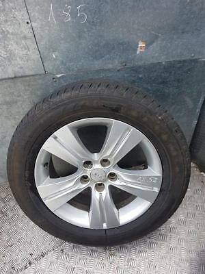 Kia Sportage 2010 To 2013 17 inch Alloy Wheel with Tyre 225/60/17 ~3-4mm tread