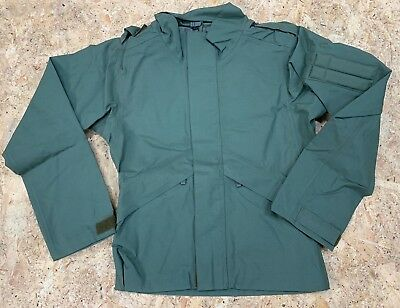 GREEN BEAUFORT WINTERLAND COVERAL JACKET - Size: 3B , British Army Issue