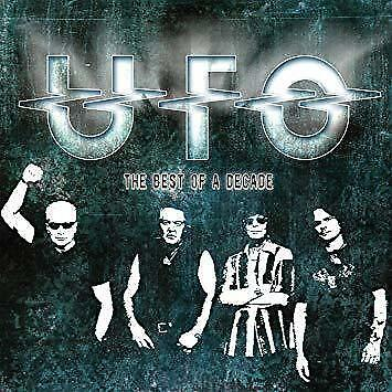 UFO - The Best Of A Decade (NEW CD)