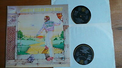 ELTON JOHN - Goodbye Yellow Brick Road (D 1973 2LP MultiFoC  87288XT) KULT