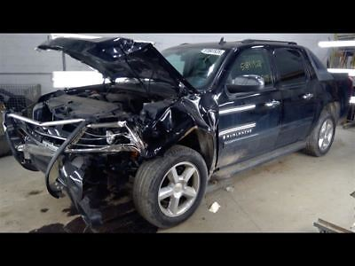 Lh Driver Side Front Door Glass 2008 Avalanche 1500 Sku#2378940