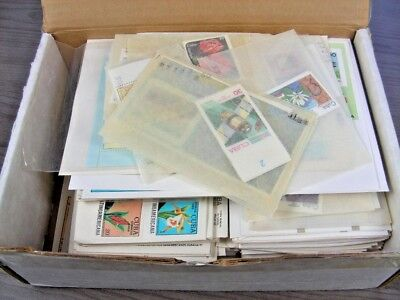 SPANISH COLONY( CUB-), Excellent Accumulation of Stamps in glassines  & Covers