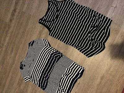 MOTHERHOOD ~ MATERNITY & NURSING TOPS    sz M