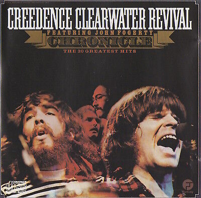 Creedence Clearwater Revival - Chronicle - The 20 Greatest Hits - Cd