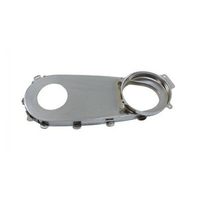 Paughco Primary Cover, Innenprimär Chrome for Harley Davidson Big Twin 70-84