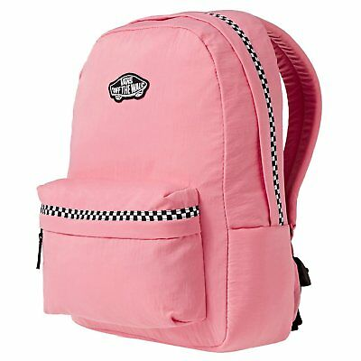 46d3ddf5f8 Vans Expedition Ii Femme Sac à Dos - Strawberry Pink Microcheck Une Taille