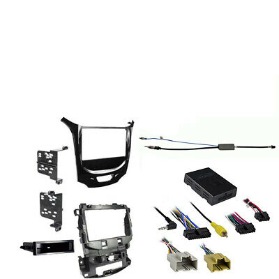Chevrolet Curze Hatchback 2016-2018 Stereo Radio Install Dash Kit Package New