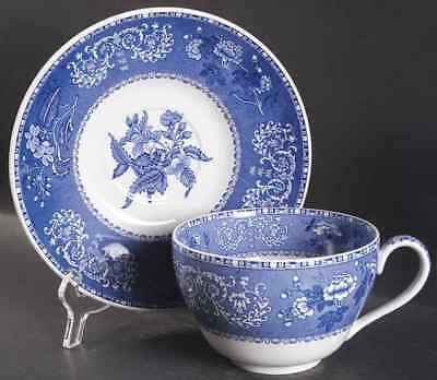 Spode BLUE ROOM COLLECTION Jumbo Cup & Saucer 5652911