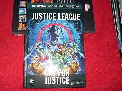 DC Comics Graphic Novel Collection Band 58 Justice  League  Cry for Justice